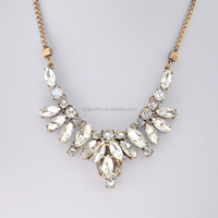 China Factory Sale 2015 Crystal Necklace