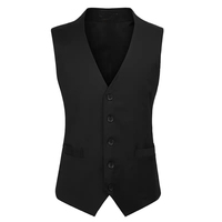Clothing Manufacturing Good Quality Cheap Wholesale Waistcoat