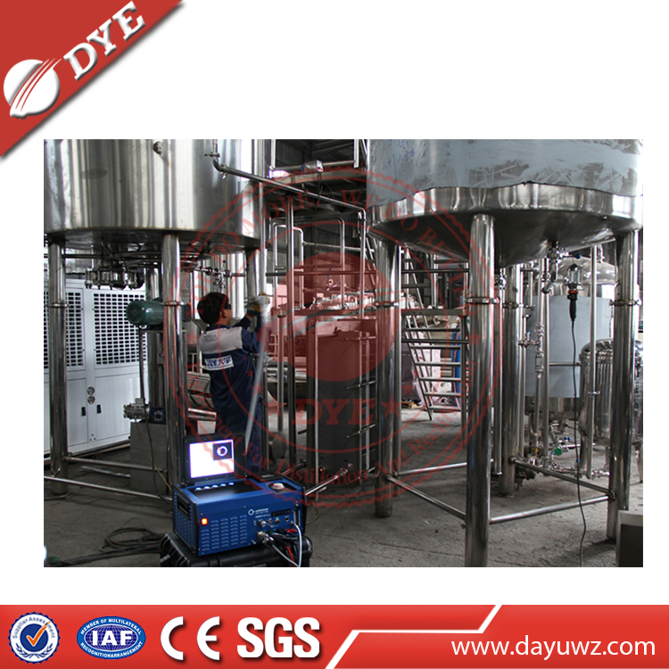 Commercial Beer Cooking and Milling System for Sale