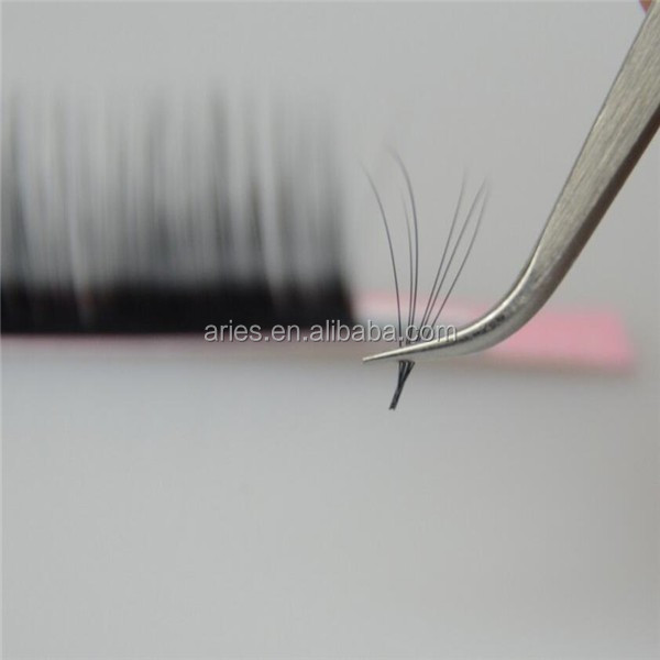 Beauty Pandora 0.07 Silk Mink Eyelash Extension with Mixed Length in Per Row
