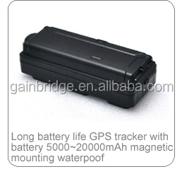 Mini GPS pet tracker tracking device for cats and dogs, WaterProof design, 700mAh backup battery
