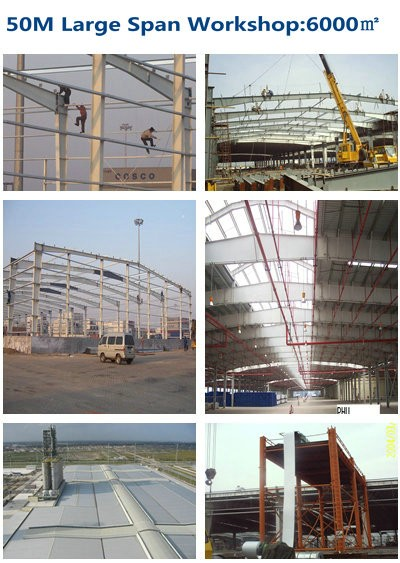 Good Price Hot Sale Prefabricated Steel Structure Building