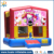Best popular inflatable mini Hello Kitty bouncy house for kids inflatable bouncer