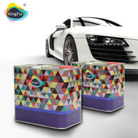 Audited Supplier two component acrylic car paint for 2K primer surfacers