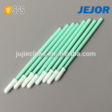 lint free for semiconductor super oil absorbent cleaning foam Swabs TX741B