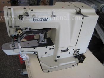 Brother 430 Japanese Second Hand Used Bartack Sewing Machine For Sale