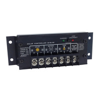 Top sales PWM 20A 12V battery charger controller