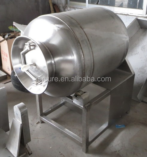 Vacuum Meat Messager/Vacuum Meat Roller/Vacuum Tumbling Machine with Water Cooling System