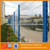 Hebei Factory Lowest Price framework welded fence,curved welded mesh fence