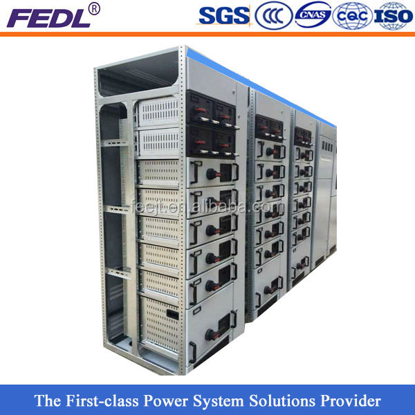 GCS low voltage distribution electric power board