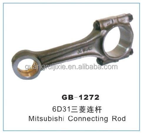 connecting rod for Mitsubishi engine 6D31 excavator parts con-rod
