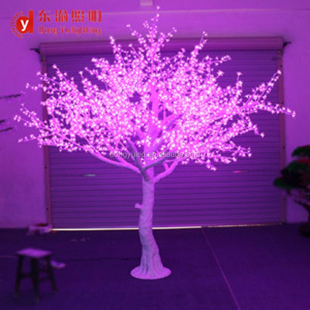 Giant Outdoor Christmas Tree Led Cherry Blossom Tree Light Super Simulation L