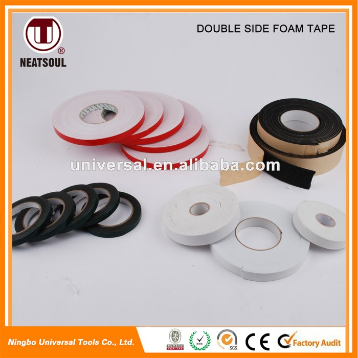 Waterproof and strong adhesive Double side foam tape