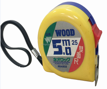 WOOD brand measuring tape