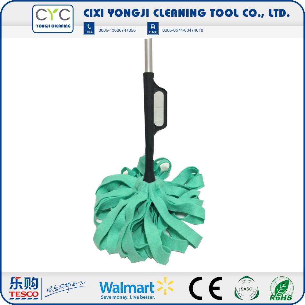 Hot sale home easy use durable PVA sponge floor mop