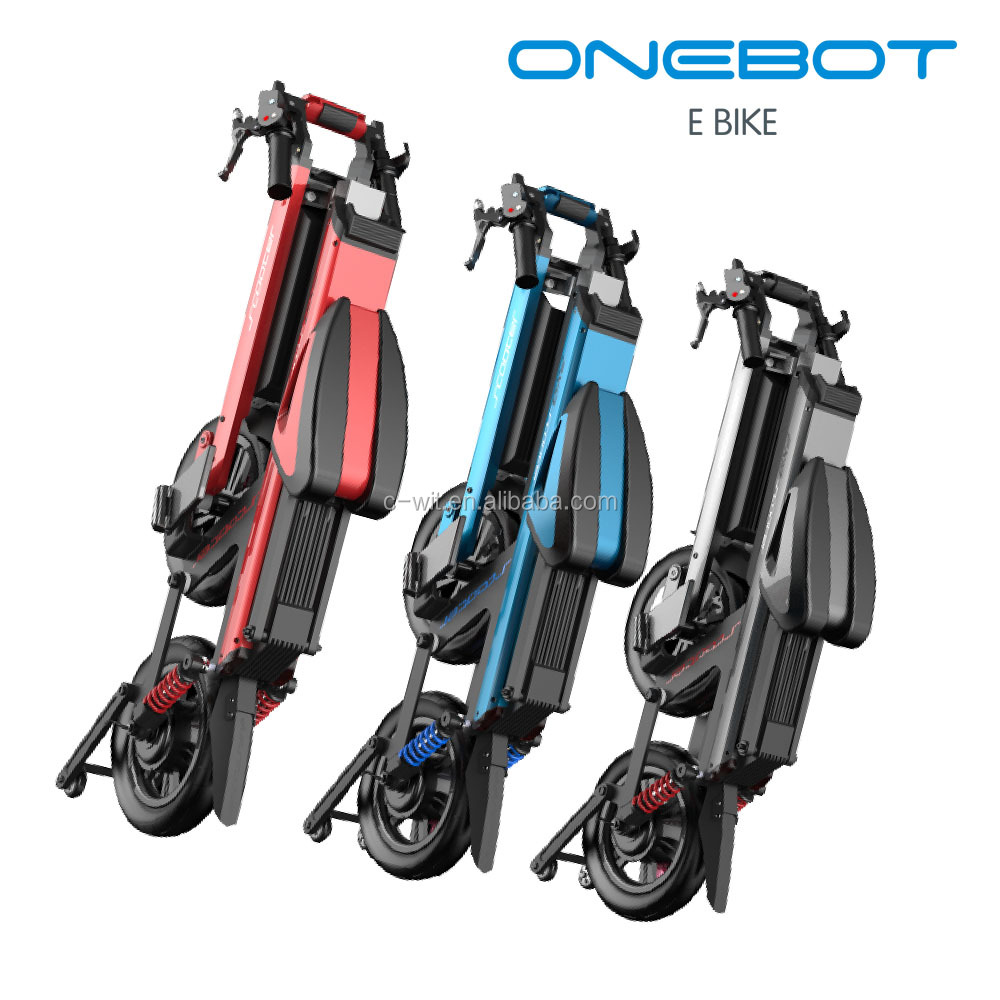 Onebot Patented Panasonic battery drived eco electric bike quality electric scooter for adults