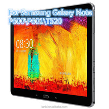 For Samsung Galaxy Note 10.1 P600 601 T520 Anti Shatter Tempered Glass Screen Protector Film