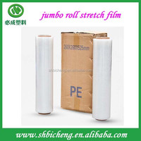 Stretch film jumbo roll,jumbo stretch film