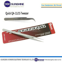 Quick tweezer for mobile laptop computer repair tools eyelash tweezers QA-11