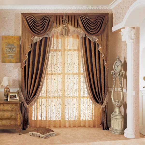 Curtain designs india