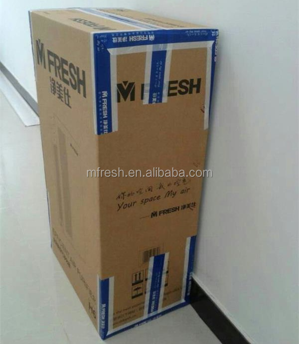 Mfresh H9 air purifier ESP and HEPA negative air cleaner ionizer