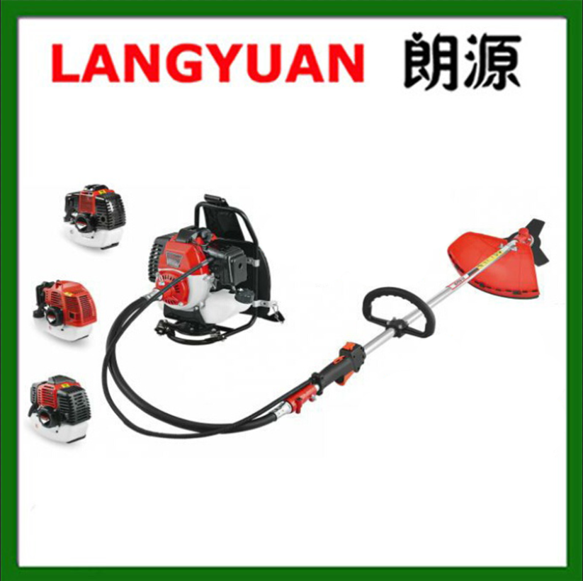 Cheap knapsack gasoline brushcutter CG520 factory OEM