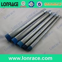 Q195 galvanized square lock flexible electrical cable conduit