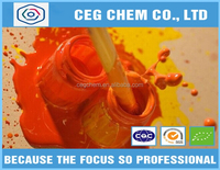 High quality luster pearl effect pigment for car print