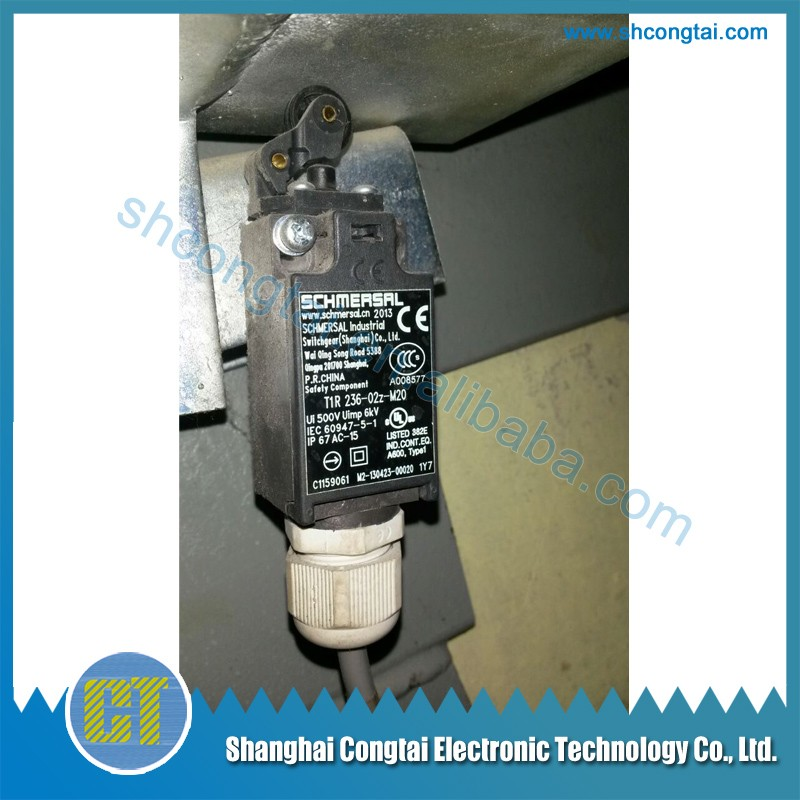 Elevator limit switch T1R-236-02Z-M20