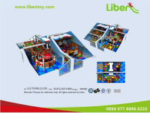 Large size amusement park games kids indoor playground for sale