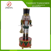 New hot item gifts christmas decorations wooden nutcrackers soldier,Cheap wooden christmas gifts,High quality