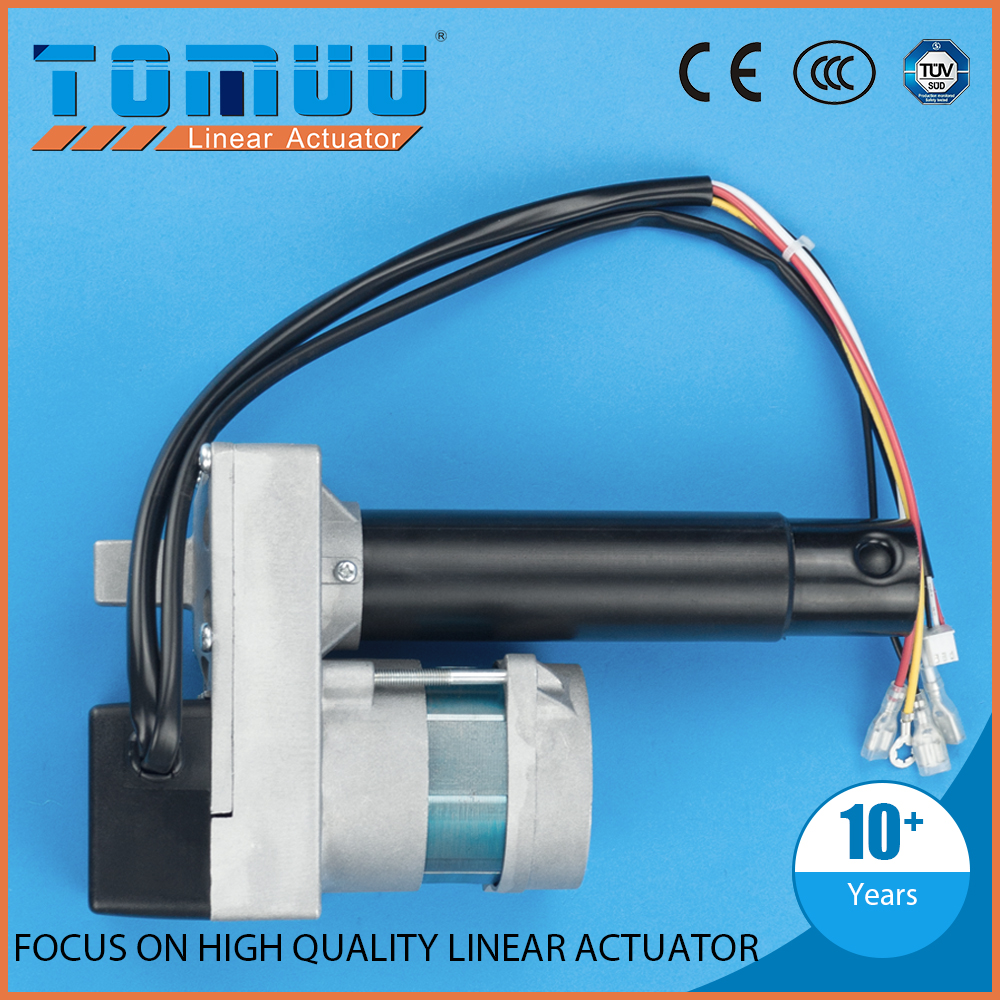 ce certification ac electric linear actuator 220v