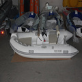 3.3m rib boat 330 with CE certificate