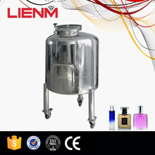 Sealed Stainless Steel Storage Tank For Perfume Liquid Products