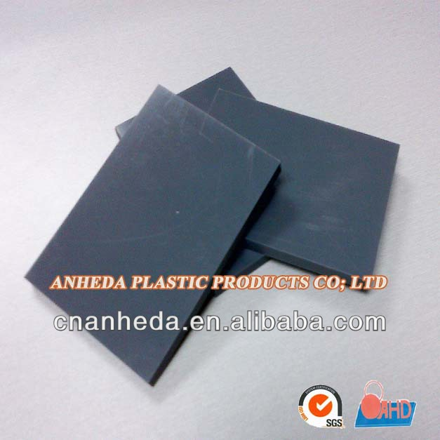 Fire Retardant Polypropylene PP plastic sheet