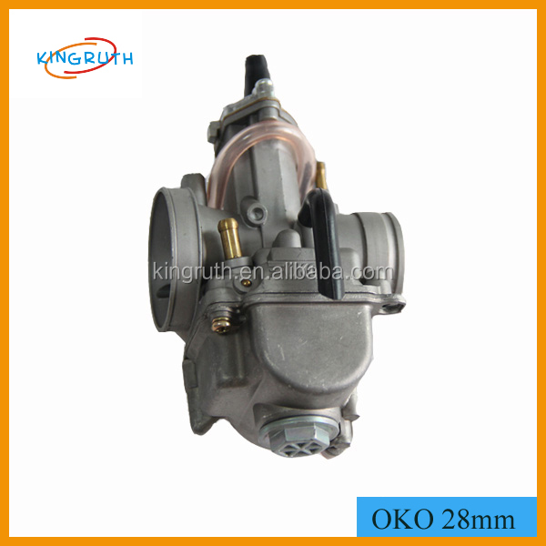 High performance engine parts OKO 28 MM motorcycle carburetor
