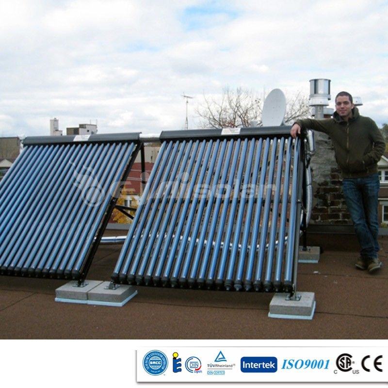 Ejai Best Project Solar Collector For Swimming Pool Heating/House heating