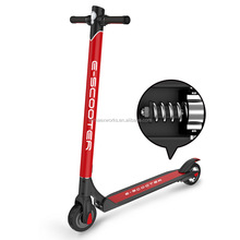 2 Wheels Electric Kick Scooter Foldable Aluminium Alloy Electric Scooter