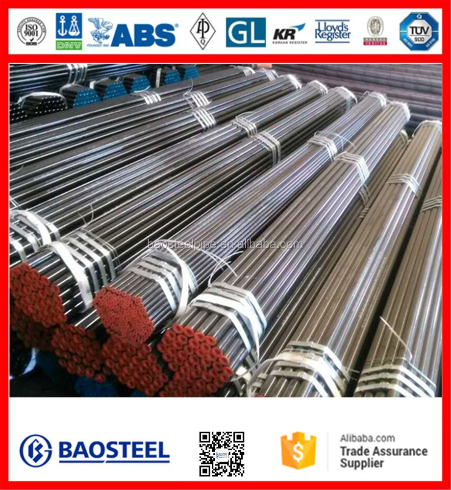 Manufacturer Supply Tubing Oil Pipes ASME Seamless Mild Carbon Steel Pipe