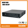 16ch 1080P realtime playback Recording NVR Kit Onvif NVR