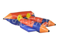 Water sports inflatable flying fish tube towable price