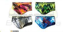 2012 hot style polyester/spandex cool dry slim-fit mens beach bottom wear