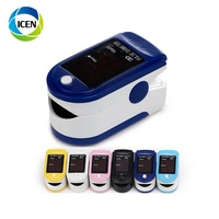 IN-C013 Omron Wifi Veterinary Fingertip Ear Lobe Pulse Oximeter With Temperature