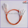 95% alumina ceramic ignition needle/pin for gas oven/cooker/stove