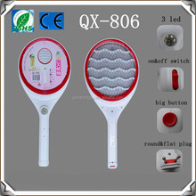 Electric Rechargeable mosquito insect killing racket