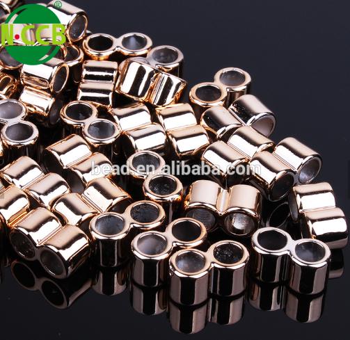fashion beaded jewelry Yiwu plastic tube wholesales beads