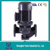 8 inch electric floating drink water inline transfer pumps for high rise building