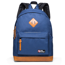 japanese style custom brands name polyester cheap high school backpack