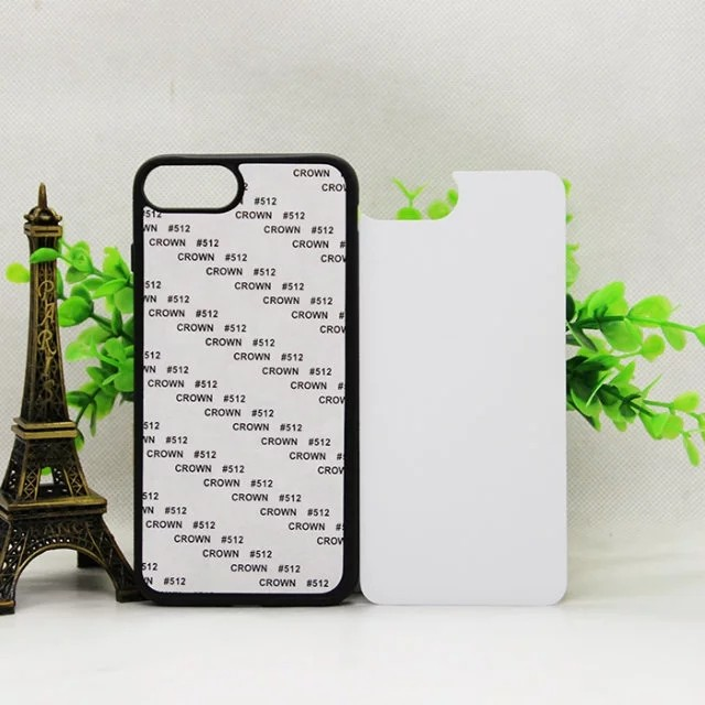 custom TPU blank sublimation case for ip7plus