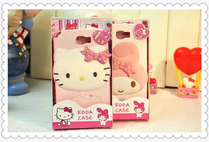 "2013 New Arrival Cute Animal Shaped Silicone Lighter Mobile Phone Cases for Sumsung Note2/N7100/9500 S3/I9300 ""11"""